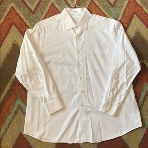 Tommy Bahama white button front